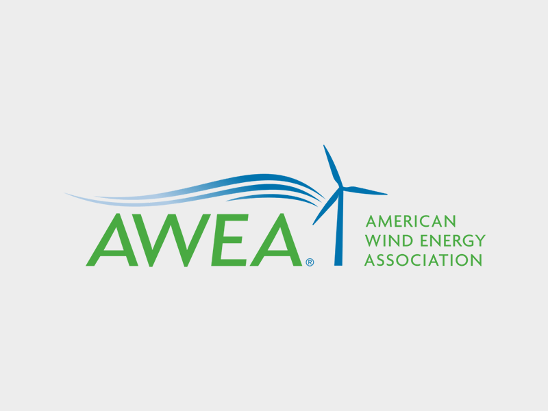 [Translate to französisch:] American Wind Energy Association (AWEA)