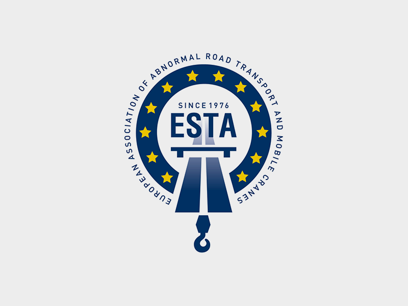 [Translate to französisch:] European Association of Heavy Haulage Transport and Mobile Cranes (ESTA)